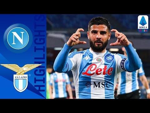 Napoli 5-2 Lazio   Il Napoli vince e stacca la Lazio   Serie A TIM