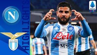 Napoli 5-2 Lazio | Il Napoli vince e stacca la Lazio | Serie A TIM