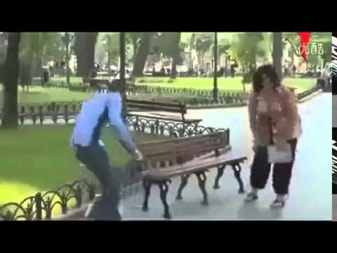 Crazy Funny Fat Women Prank Just For Lough