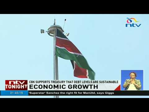 CBK says economy expected recover this year at 6.2% growth