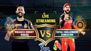 IPL 2018 # 29 match playing 11|| kolkata knight riders vs royales chlangers bangluru new playing 11