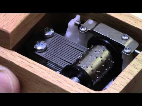 music box-(Ode to Joy)