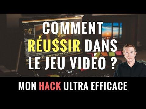 Comment réussir dans le jeu vidéo : mon hack ULTRA efficace [Coaching Premium Pro : Yan]