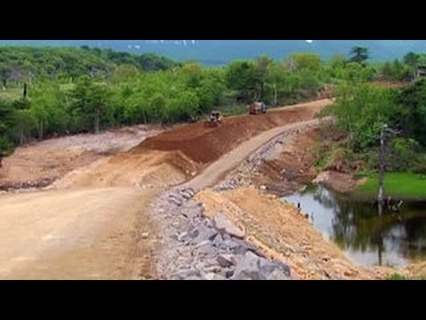 На Итурупе строят сеть новых автомагистралей