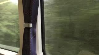 JR四国2000系 車窓