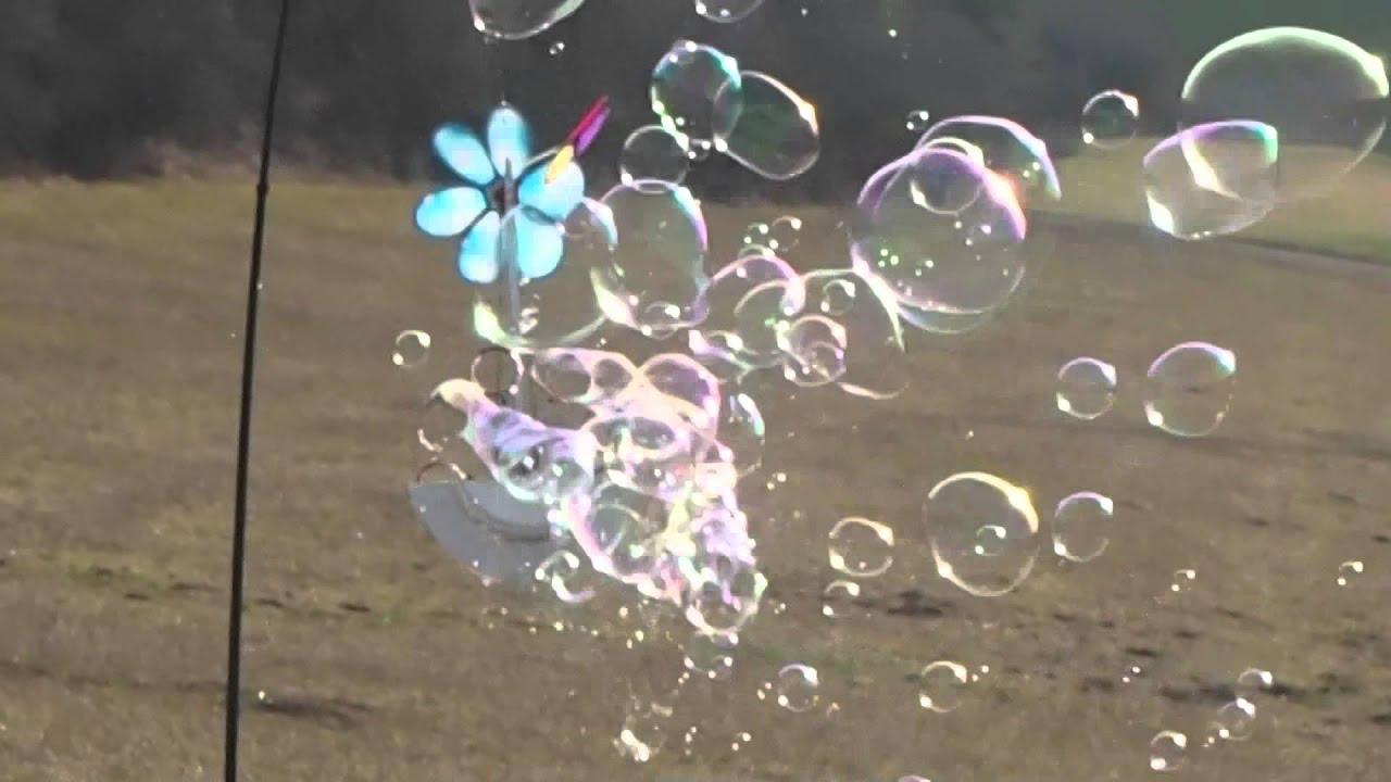 large bubble machine