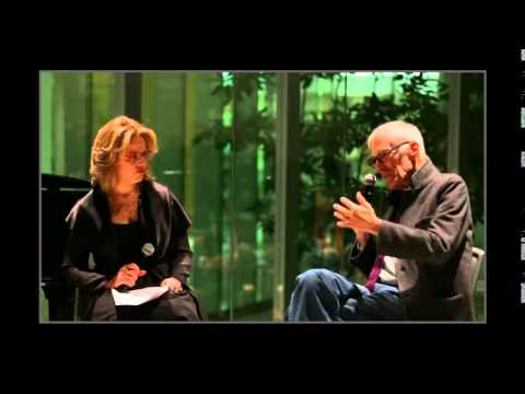 Poetry Foundation Conversation with Renée Fleming and Mark Strand