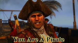 AC IV: Black Flag - You Are A Pirate - Lazy Town