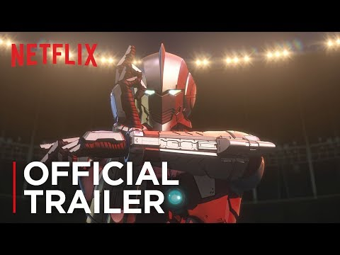 Ultraman | Official Trailer [HD] | Netflix
