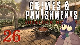 Pipettes. Always pipettes!! - SHERLOCK HOLMES: CRIMES AND PUNISHMENTS - Part 26
