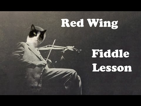 Red Wing - Basic Fiddle Lesson