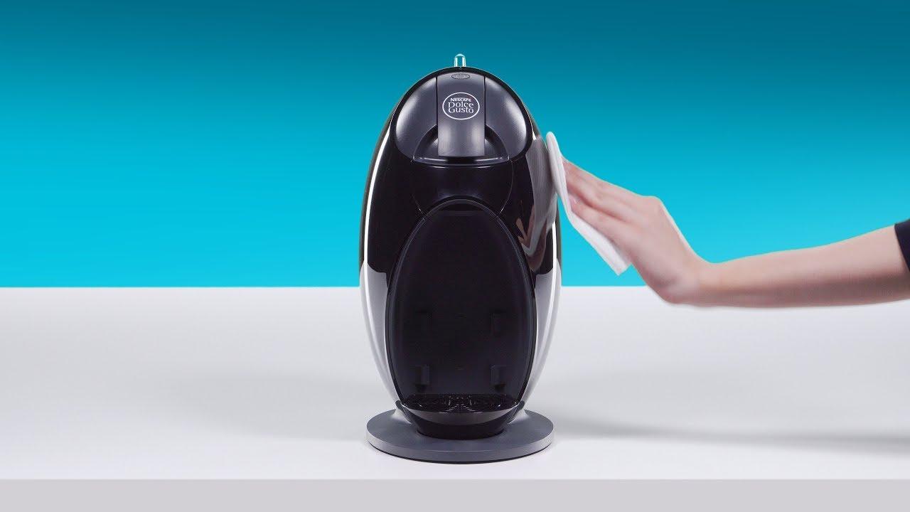 Clean NESCAFÉ® Dolce Gusto® Jovia Coffee Machine - YouTube
