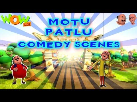 Motu Patlu Comedy Scenes - Compilation 1 - 30 Minutes of Fun! As seen on Nickelodeon thumbnail