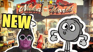 NEW POWER ARMOR! - NUKA WORLD Fallout 4 Ep.1
