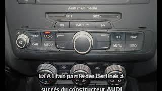 AUDI A1 1.6 TDI 90ch FAP Ambition à Aurillac - Une occasion Autotransac