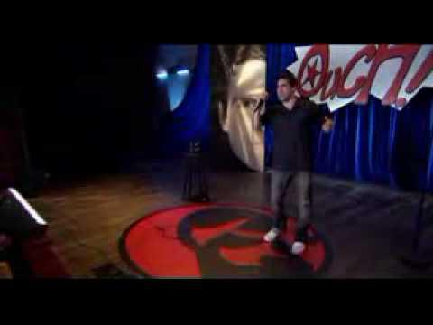 Pablo Francisco - Mexican Comedian - Brokeback Mountain.flv