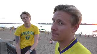 Welcome to Samara, Russia! Russian Girls! Swedish Fans! More (Part 2/2)