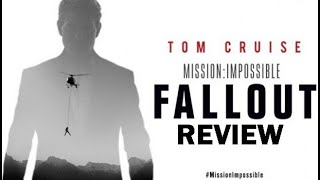 Mission: Impossible Fallout MX4D Review