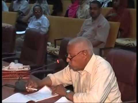 Professorial Presentation by Professor Abdelbagi2,University of Khartoum