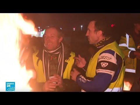 فرنسا: حركة -السترات الصفراء- مصممة على مواصلة الاحتجاجات  - نشر قبل 33 دقيقة