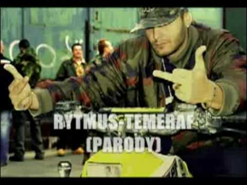 Rytmus - Temeraf parodia