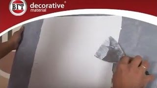 Декоративная штукатурка своими руками - Мастер класс. ч.1 Фактурная штукатурка VGT видео 360.mp4