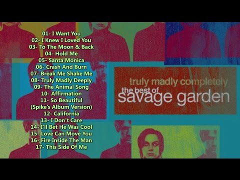 Truly Madly Completely – The Best of Savage Garden