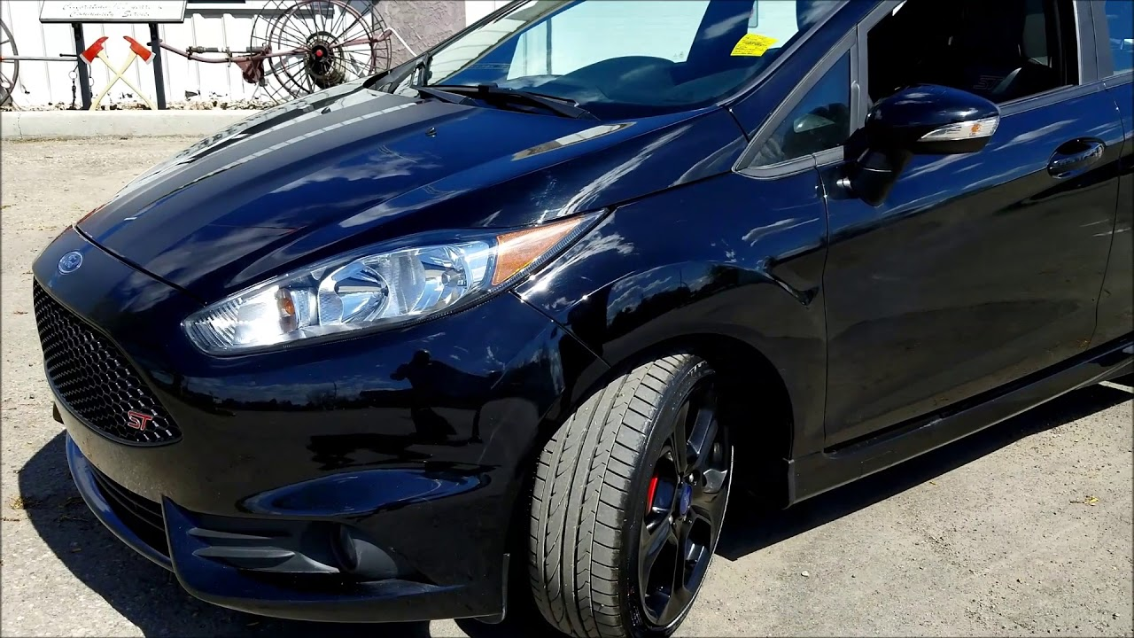 2016 ford fiesta st for sale 21995