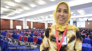 Hari Pertama Pelaksanaan Ujian CAT Calon Pegawai Kementerian Hukum dan HAM Kanwil DKI Jakarta
