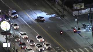 03/04/19: Car Chase Suspect is chased by Civilian