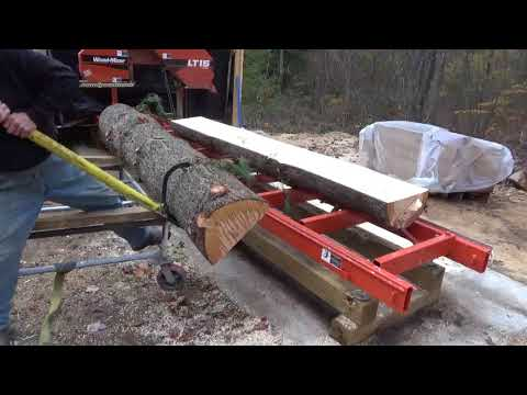 Wood Mizer Lt15 Personal Sawmill Start Sawing Your Ow