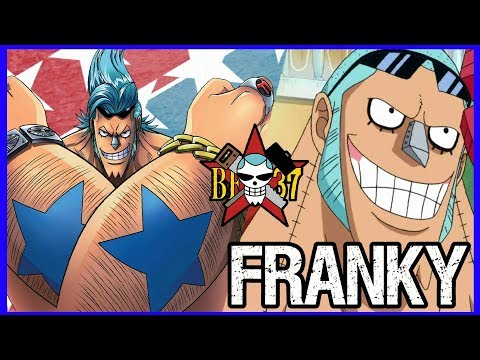 "The Strawhat Pirates: ""CYBORG"" FRANKY"