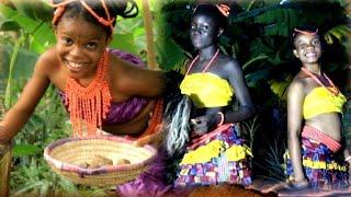 KIDS BEST OF NIGERIA CULTURAL DANCE BY Nollyrainbow kids
