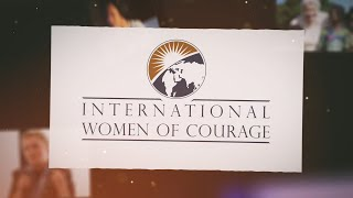 International Women of Courage 2020 Sizzle