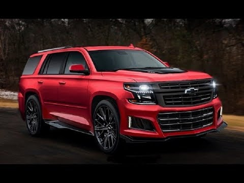 2020 Chevy Tahoe - YouTube