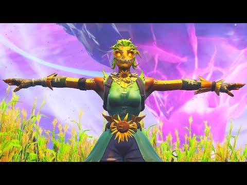 Trolling With The T Pose In Fortnite... 😅