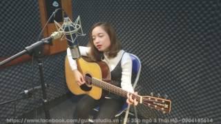 Tôi Người Việt Nam  Guitar Cover Đặng Thùy Linh