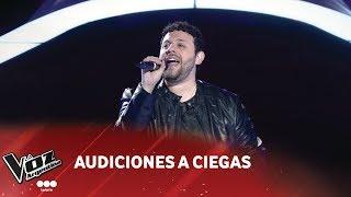 Agustín Aballay - Persiana americana - Soda Stereo - Blind Auditions - La Voz Argentina 2018 YouTube Videos
