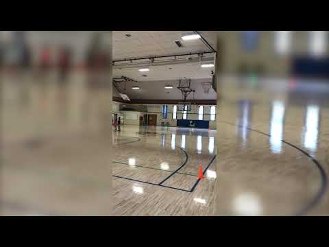 Facilities Friday - New Gym Floor at Lyndon Town School Facilities Friday September 20, 2019