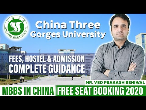 MBBS In China Three Gorges University - Hostel, Fees & Admission | MBBS Abroad For Indian Students