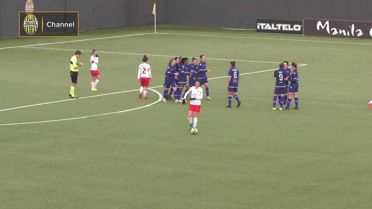 Hellas Verona-Orobica 4-2