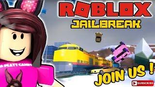 ROBLOX LIVE STREAM!! - Jailbreak, Bubblegum Simulator and more! - COME JOIN THE FUN!! - #260