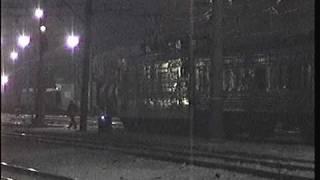 深夜のシベリア鉄道