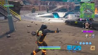 Fortnite S8 W10 Secret Banner Location