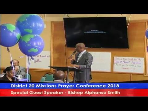 District 20 Missions Prayer Breakfast 2018 (Part 1)