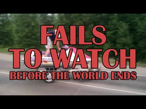Fails to Watch Before the World Ends