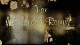 Sarah McLachlan- Vox (extended remix)