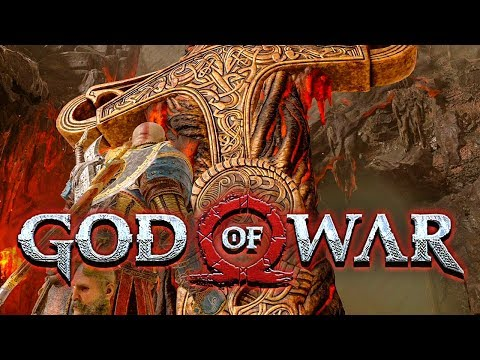 GOD OF WAR ⚔️ 032: Stippvisite in...