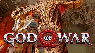 GOD OF WAR ⚔️ 032: Stippvisite in MUSPELHEIM