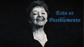 Édith Piaf - C